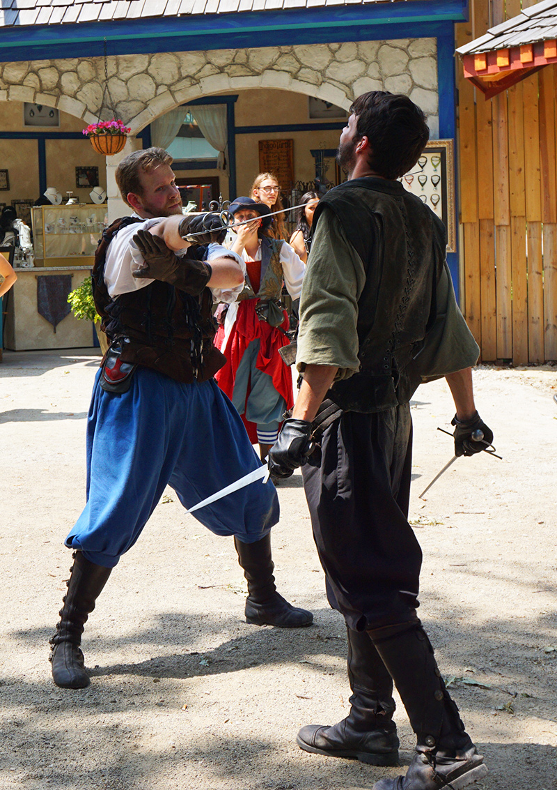 What to expect at your first Renaissance fair from @offbeathome