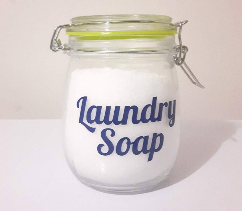 How to make your own Borax-free laundry soap