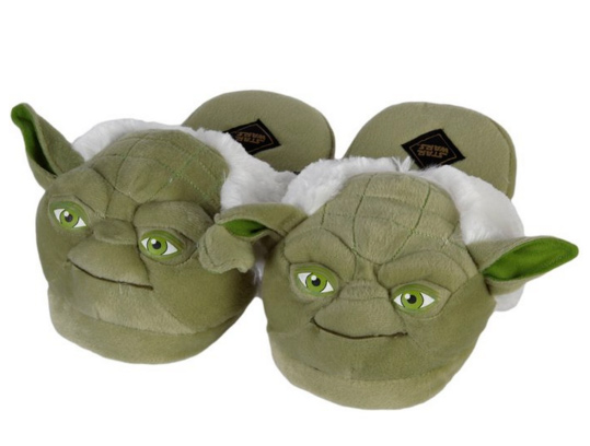 Geeky, light-up, and heated slippers for everyone as seen on @offbeatbride