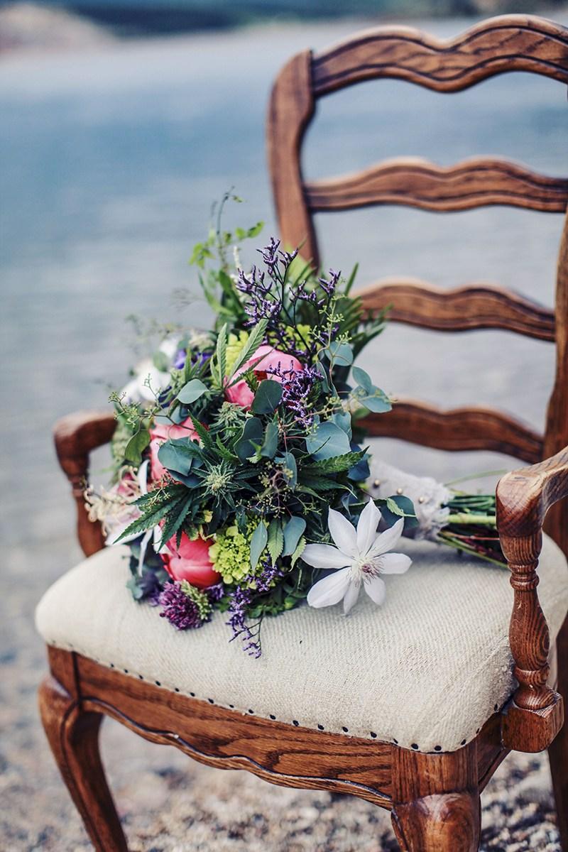 pot bouquet