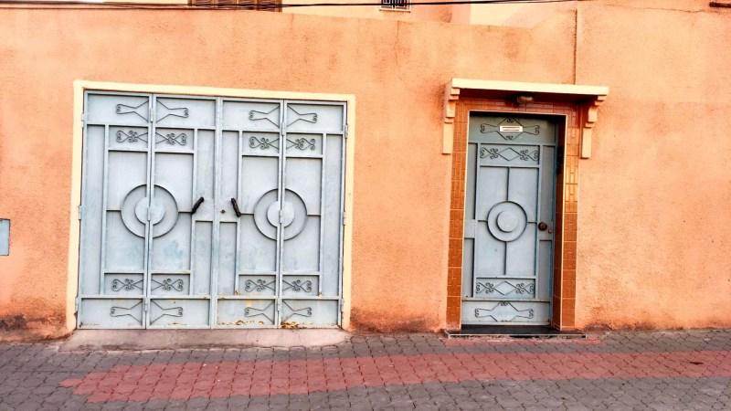 blue doors morocco
