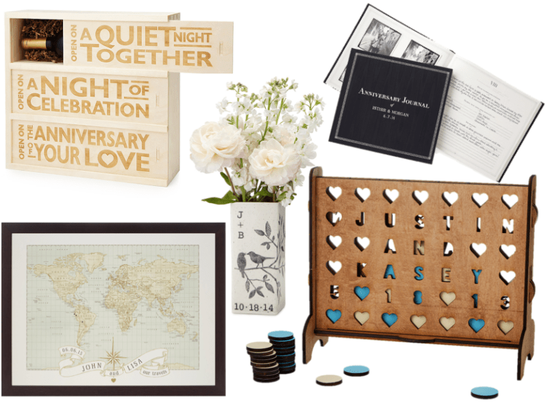 combine birthday and holiday or anniversary gifts