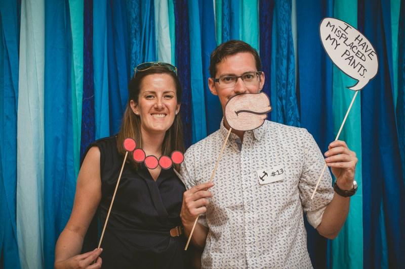 simpsons photo booth props 1