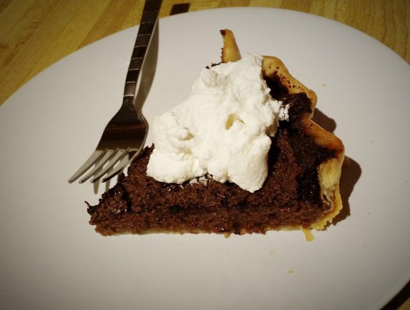 My pie!