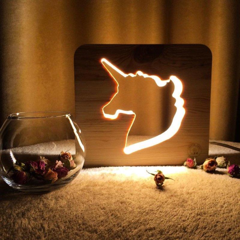 Aaaaaand one more unicorn lamp before I go.