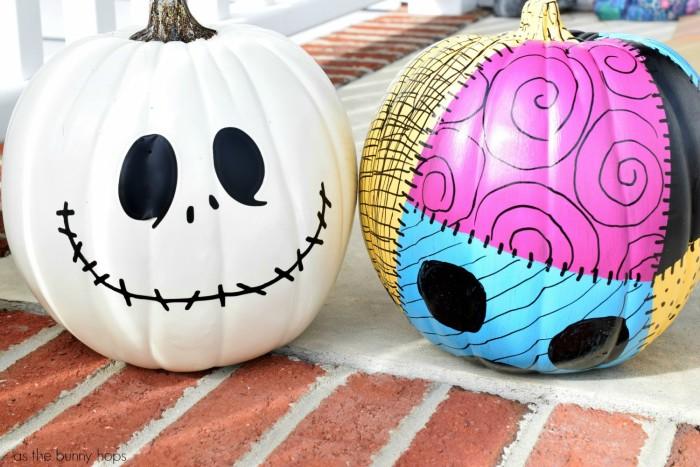 Last minute no-carve pumpkin ideas for Halloween