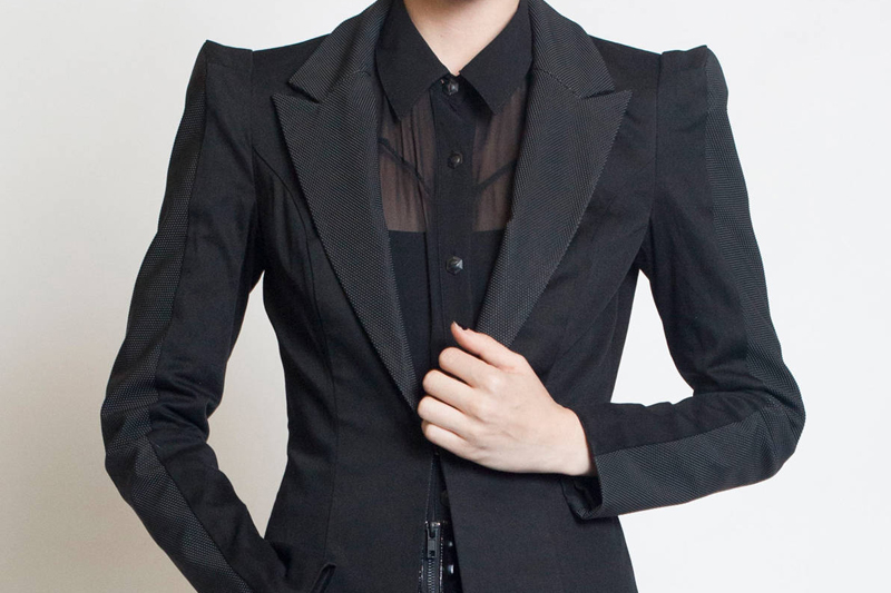 How to dress as a goth at work in a corporate workplace