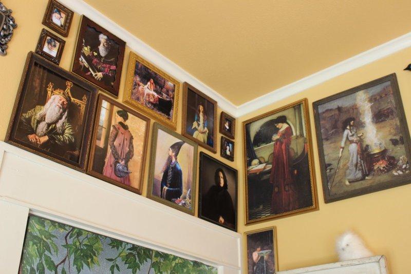 Hogwarts decor