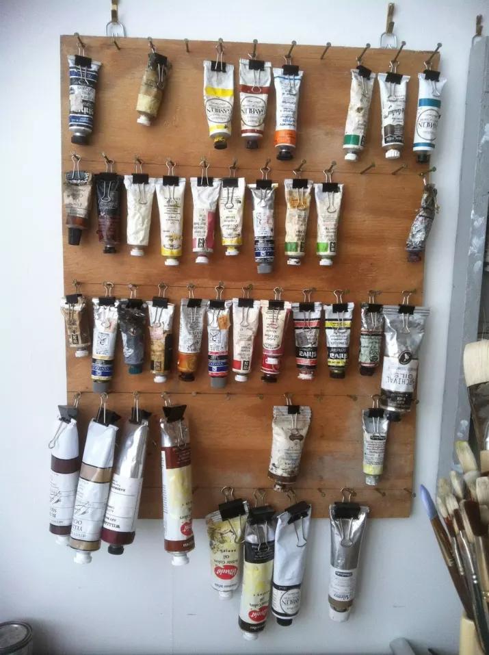 inspiring art studio spaces