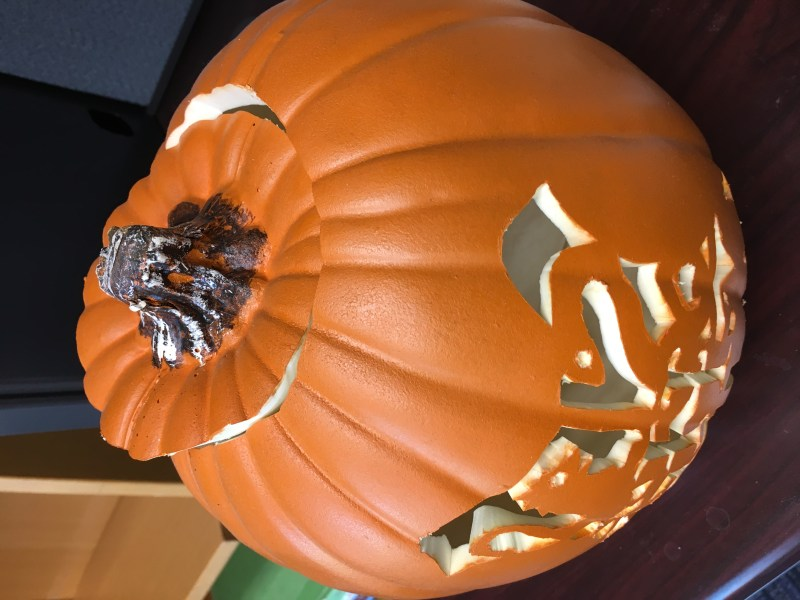 How to carve an everlasting jack-o-lantern