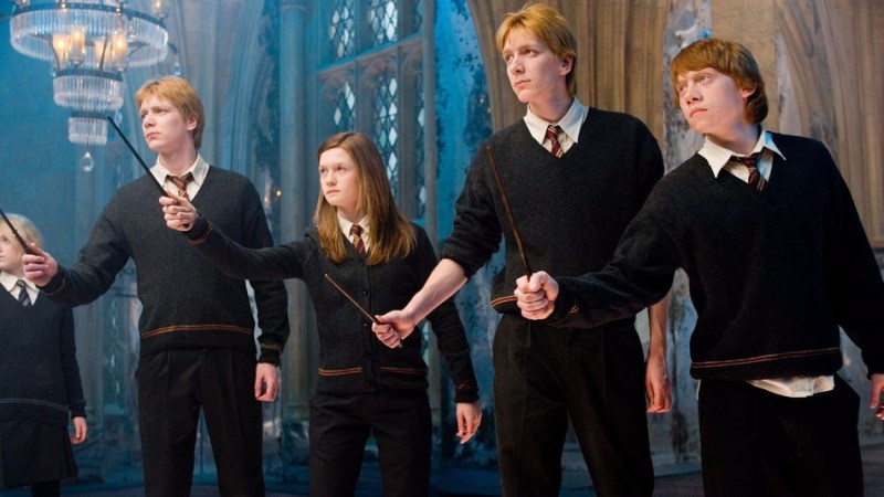 Dumbledore's Army, still recruiting: How U.S. elections are like the Battle of Hogwarts