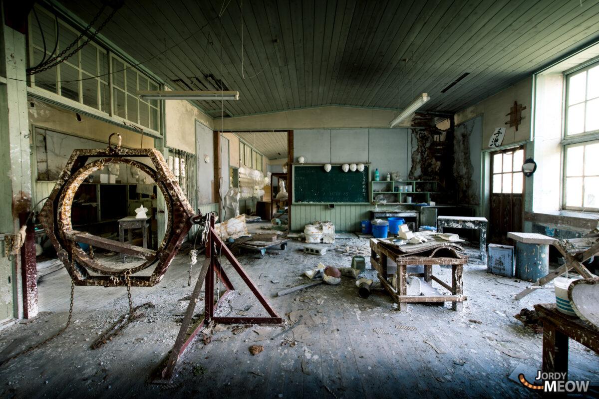 Abandoned Japanese Schools