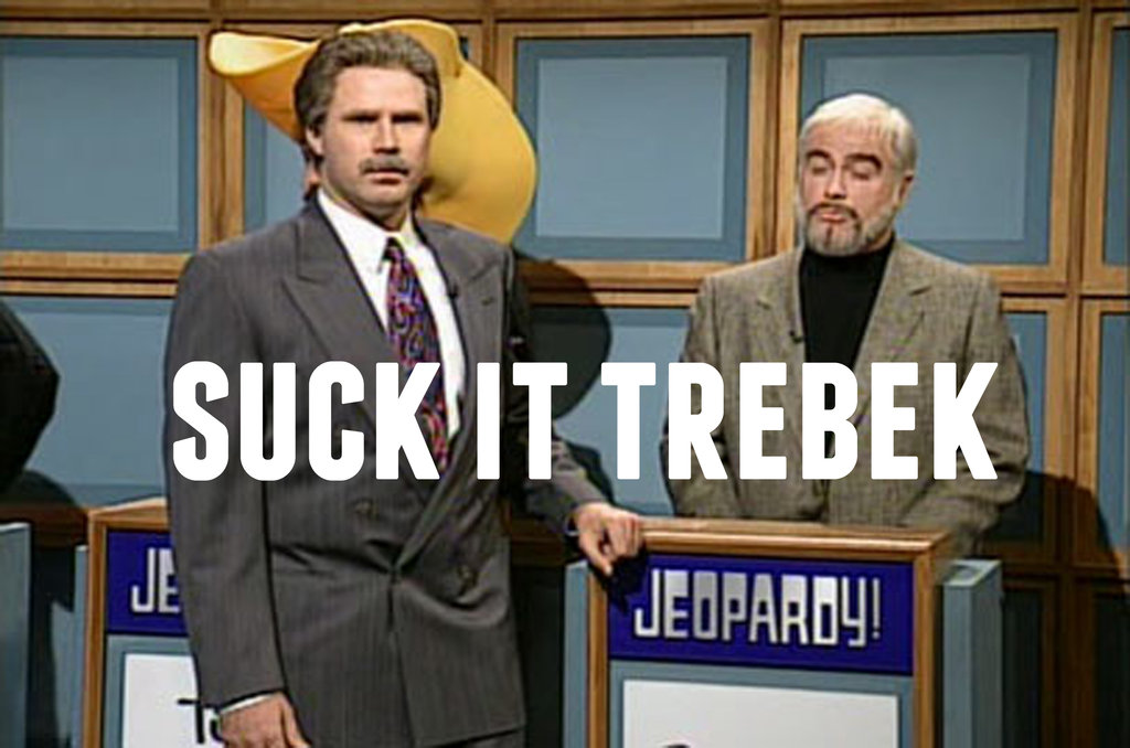A Heart Felt Letter to Trebek  (Playlist)