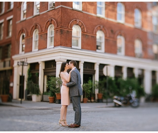 Top 5 Nyc Engagement Photos Locations New York City Engagement