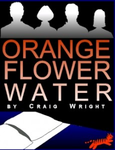 """Orange Flower Water"" by Craig Wright"