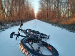 Falling in love with fatbikes