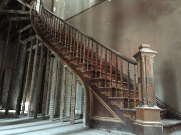 Probably one of my favorite features of this home: the staircase.