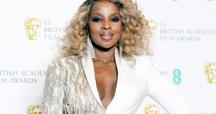 Mary J. Blige Never Left