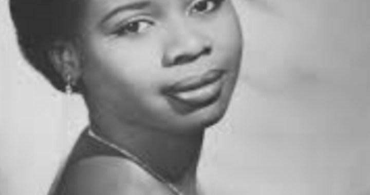 All That's Black: Esther Jones