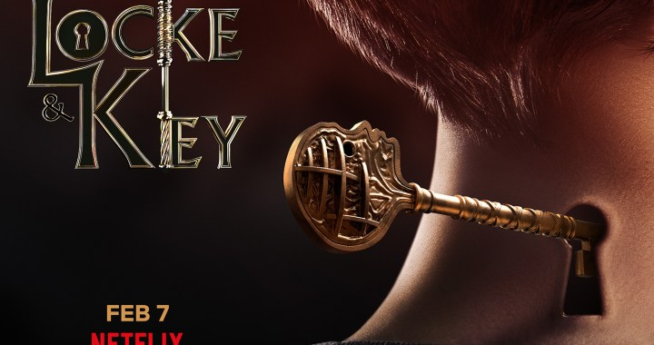 Locke & Key: Rated T for Teen