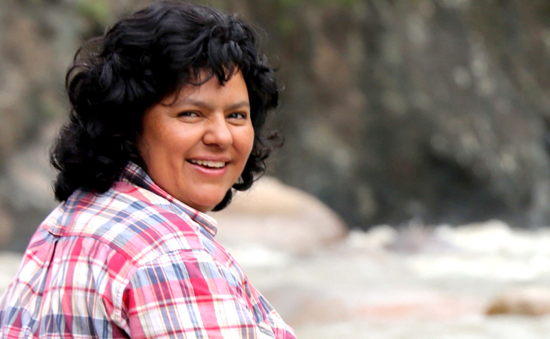 Phenomenal Woman: Berta Cáceres
