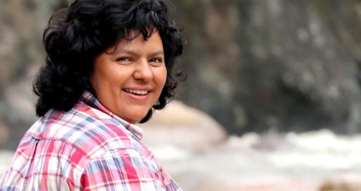 Phenomenal Woman: Berta Cáceres