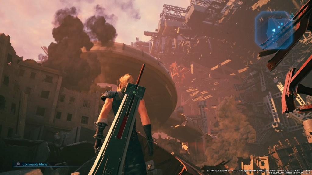 Final Fantasy VII Remake: The Marvels of Midgar