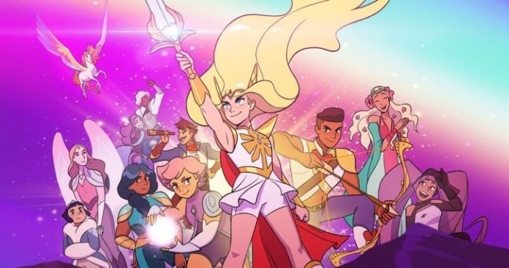 The Power of Seeing Yourself Win in the End: The Twist Endings of 'She-Ra' and 'Hollywood'