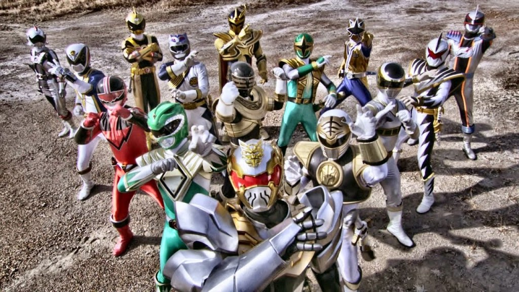 Where's Our Shiny Black Ranger?