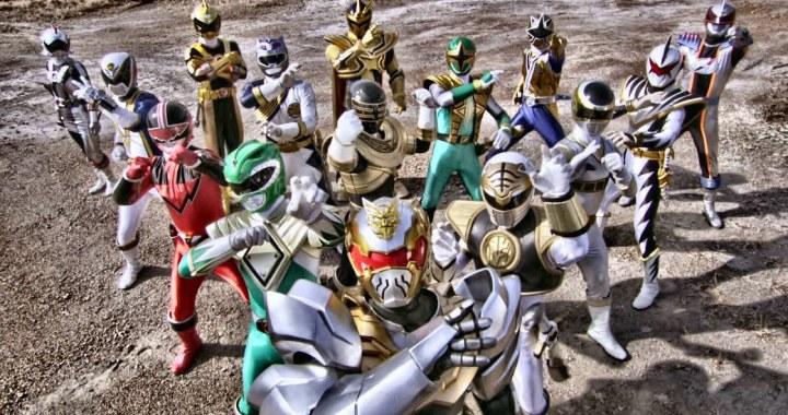Where's Our Shiny Black Ranger?