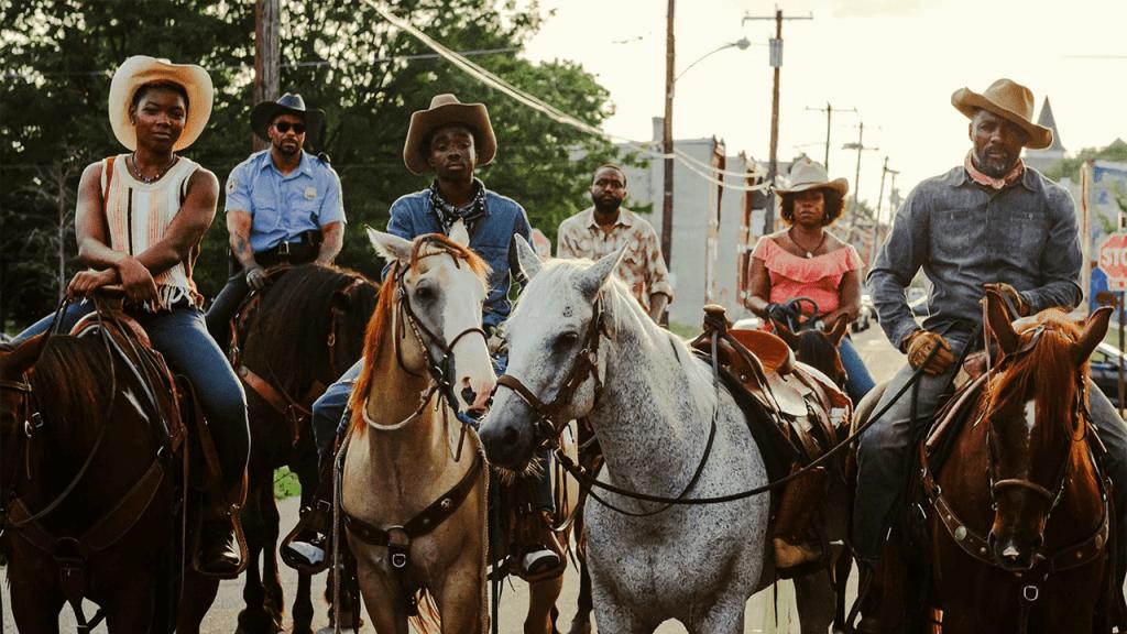 "Philadelphia Riders Fight Gentrification In ""Concrete Cowboy"""