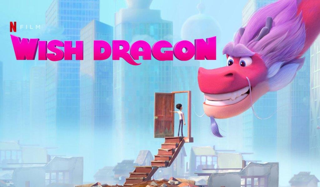 Wish Dragon Promot Banner