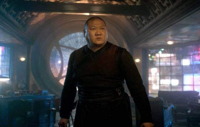 Benedict Wong as Wong in Shang-Chi