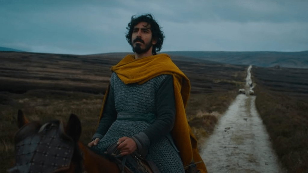 The Green Knight – It's A Dev Patel Summer