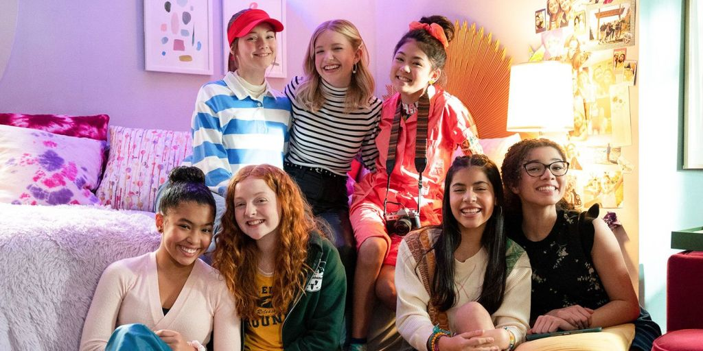 The Baby-Sitters Club: A Season of Love & Growth