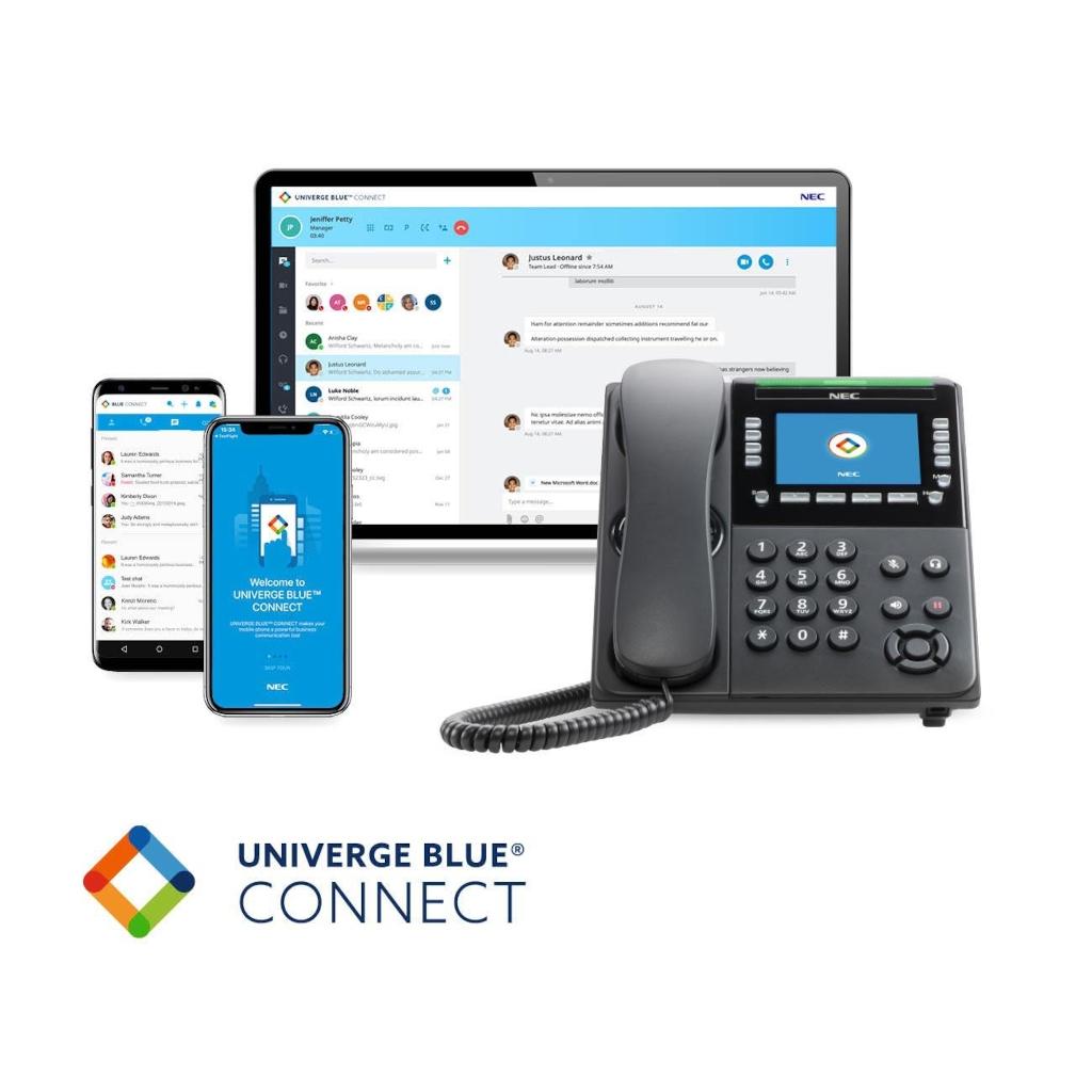 NEC Univerge Blue Connect