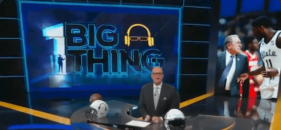 Scott Van Pelt of ESPN's SportsCenter Counters Mainstream Narrative