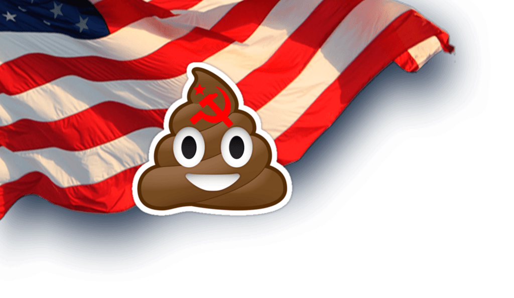 Socialism, the Turd of the World