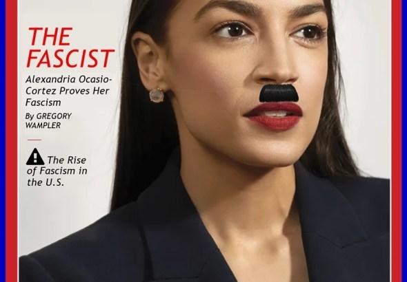 Alexandra Ocasio-Cortez TIME cover