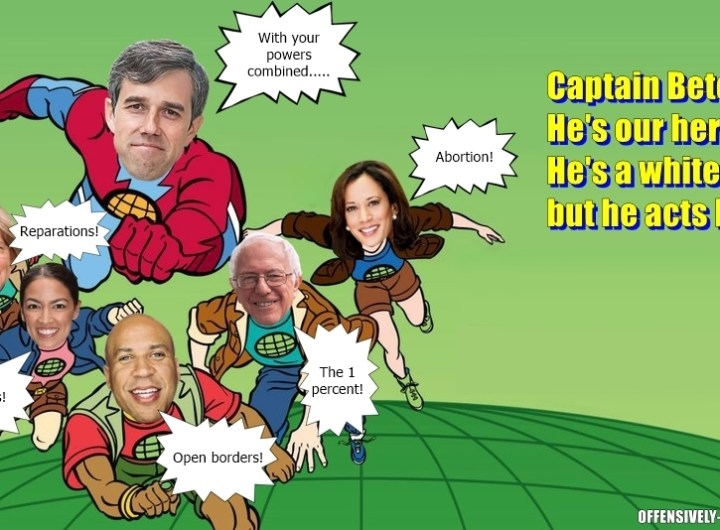 Captain Beto and the Betoteers
