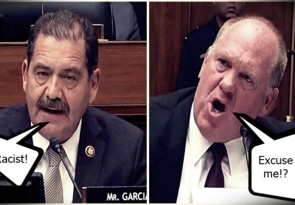 Tom Homan vs Congress Democrats
