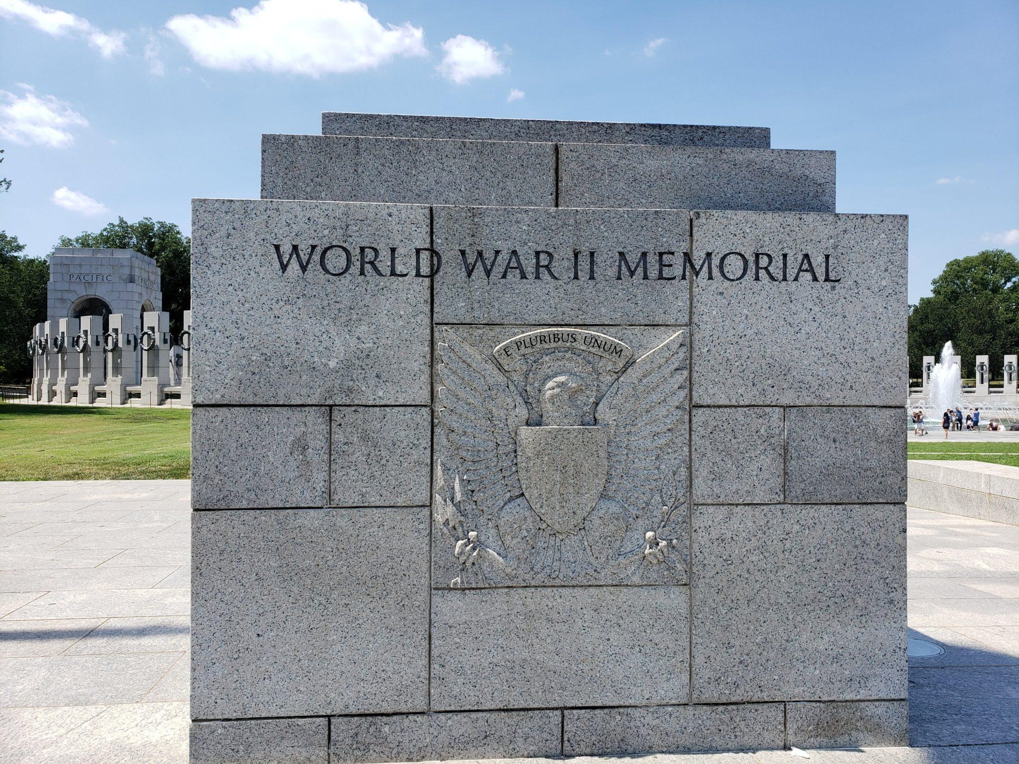 World War 2 Memorial 1