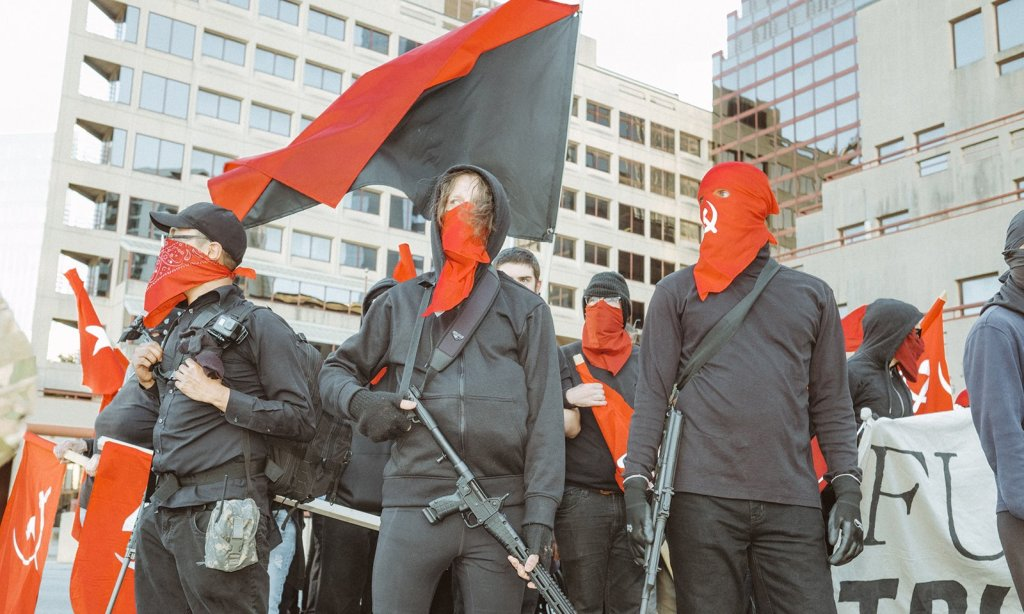 Antifa, The Domestic Terrorist Group 1