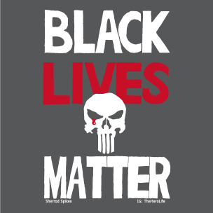 BLM Punisher Shirt