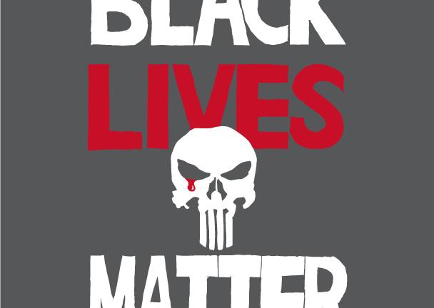 Punisher Co-Creator Reclaiming Iconic Skull Logo for Black Lives Matter