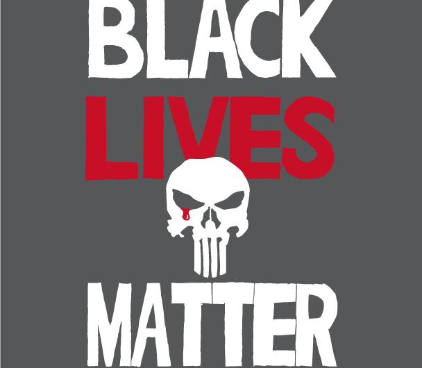 BLM Punisher Shirt