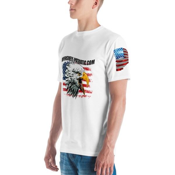 Men's Offensively Patriotic T-shirt 4