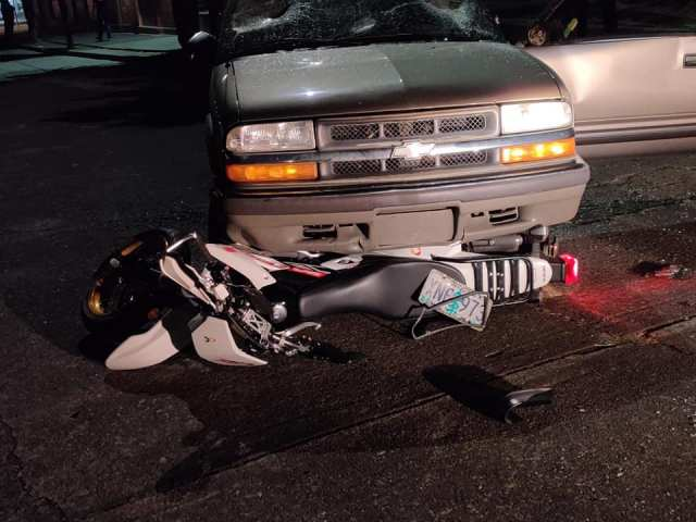 UPDATED: Truck Crashes Through Riots in Portland 9