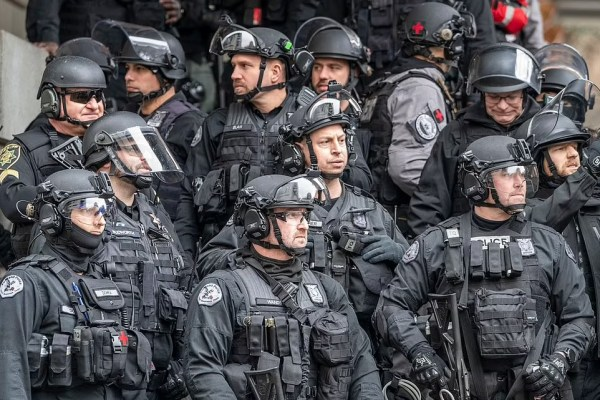 Portland Riot Squad Quits