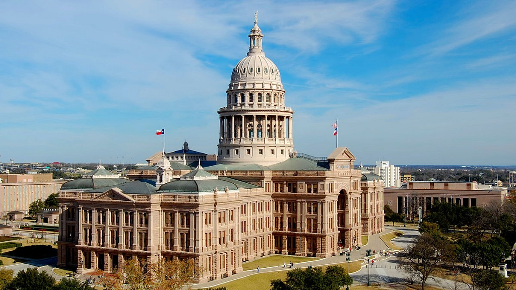 Texas House Passes Election Reform Bill 1